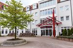 DORMERO Hotel Dresden Airport Aussenansicht Tag