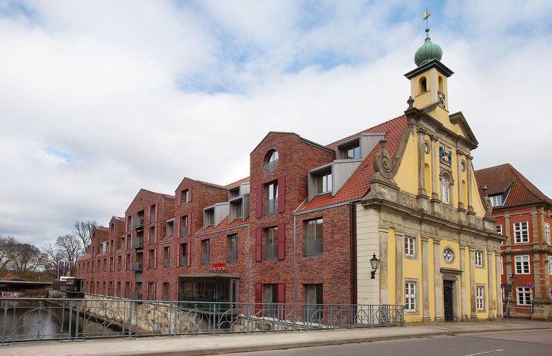 DORMERO Hotel Altes Kaufhaus Aussenansicht 01