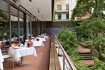 DORMERO Hotel Hannover RedGrill Aussen 04