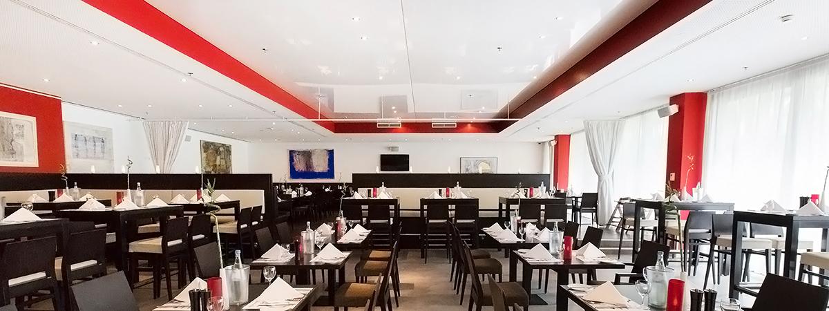 Dormero hotel hannover restaurant in hannover for Designhotel hannover