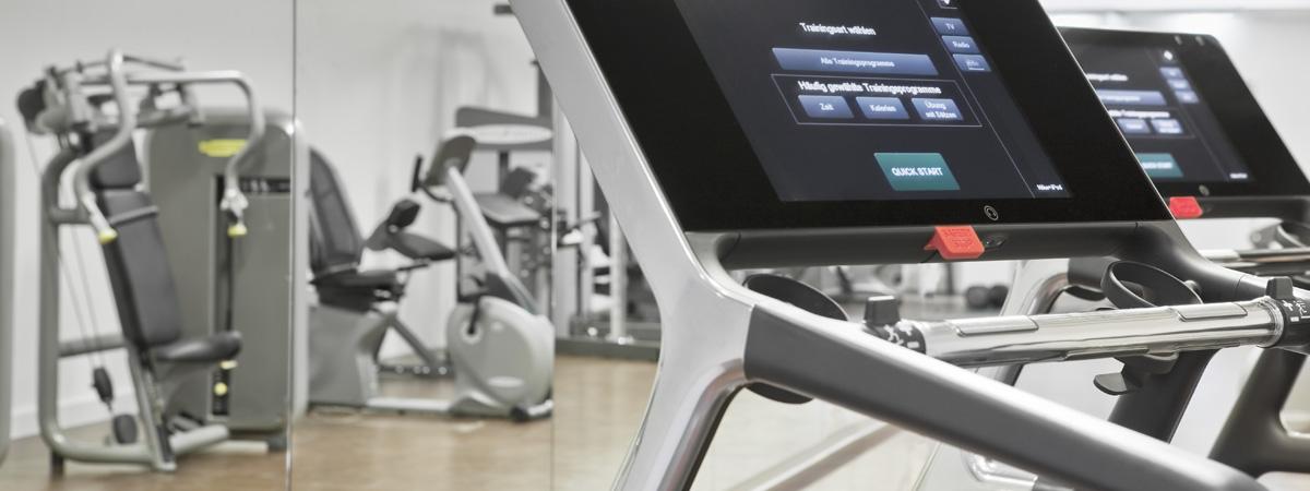 Fitnessstudio Empelde dormero hotel hannover moderne zimmer im stadtzentrum